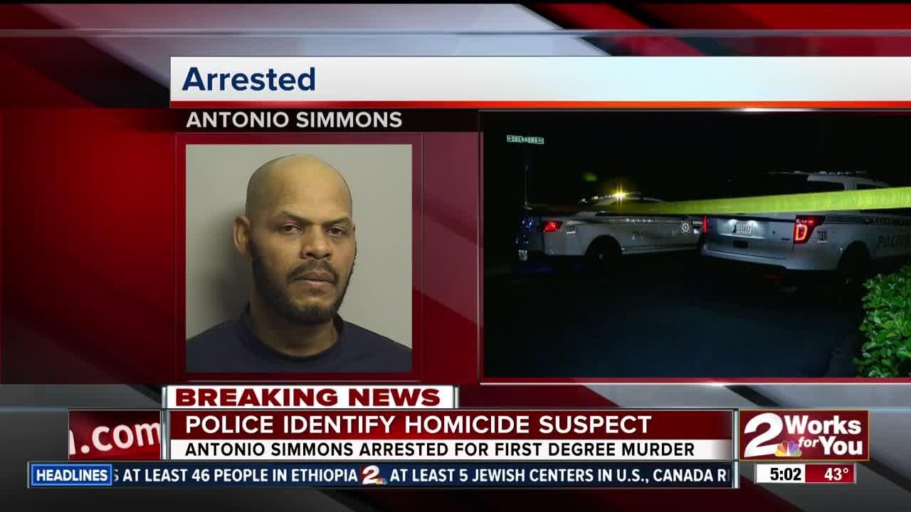 2 teens dead, man in custody in northwest Tulsa shooting