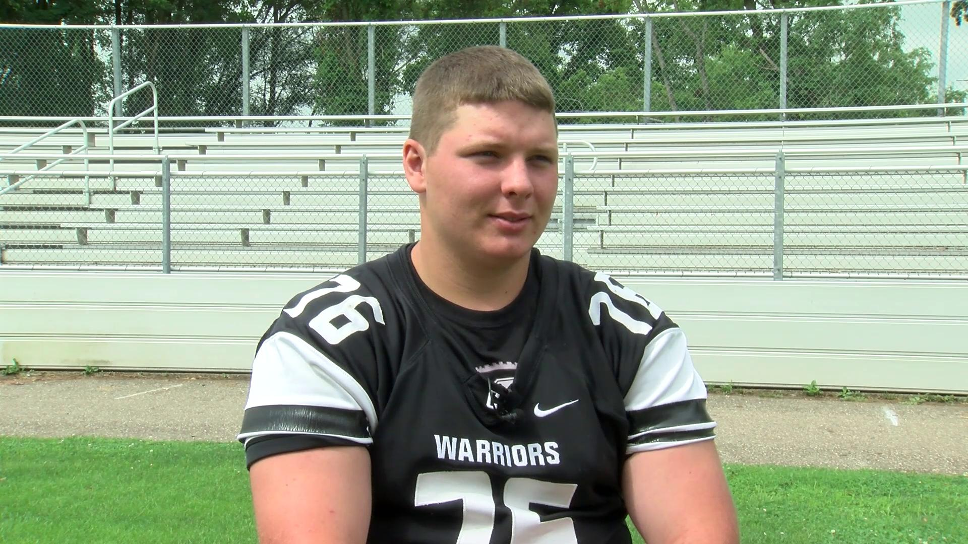VIDEO 2016 Media Day: Dawson Kugler