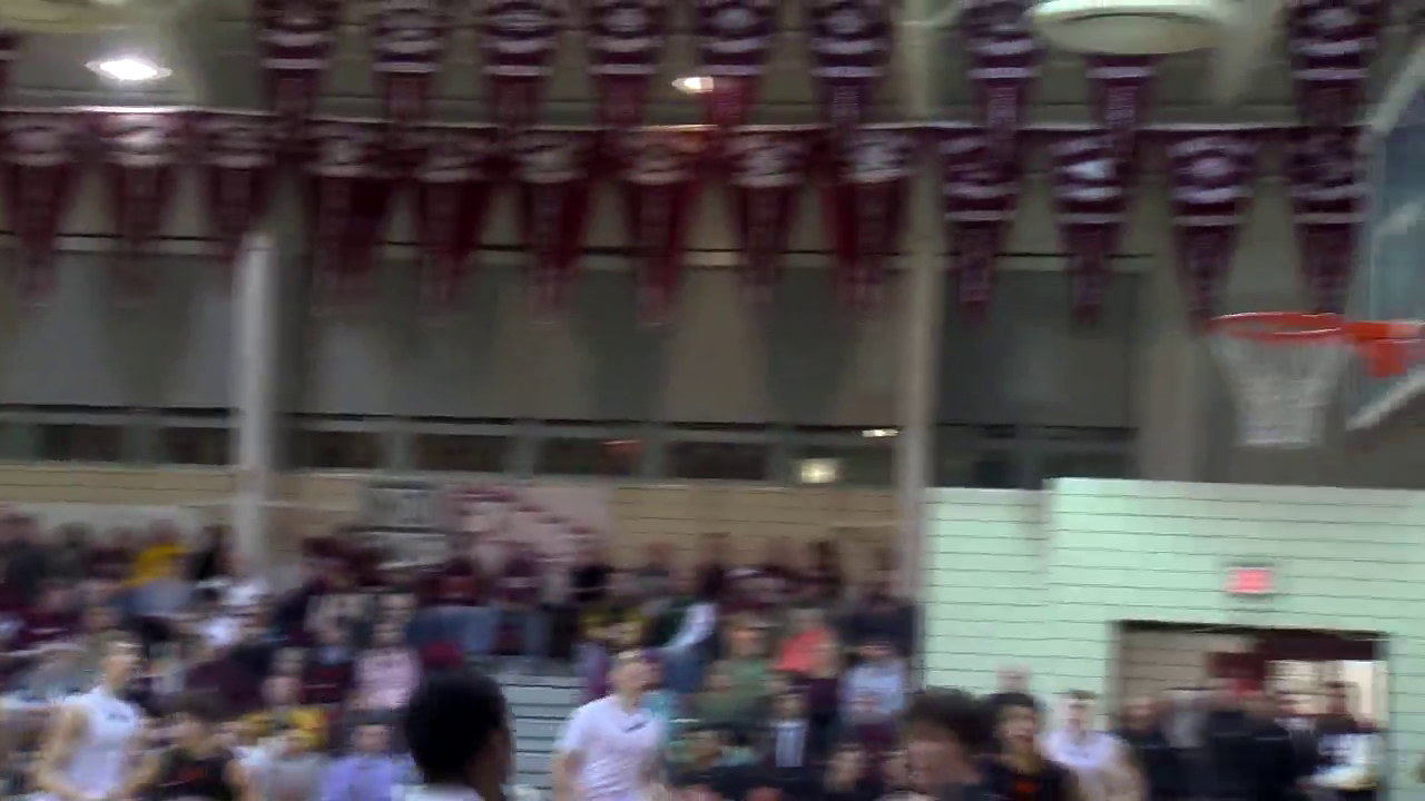 1.21.16 Video - Chase Harler Surpasses 2,000 Point Mark in Wheeling Central Win Vs Linsly
