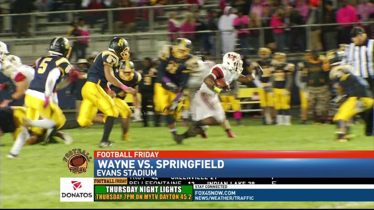 Wayne remains unbeaten, sinks Springfield