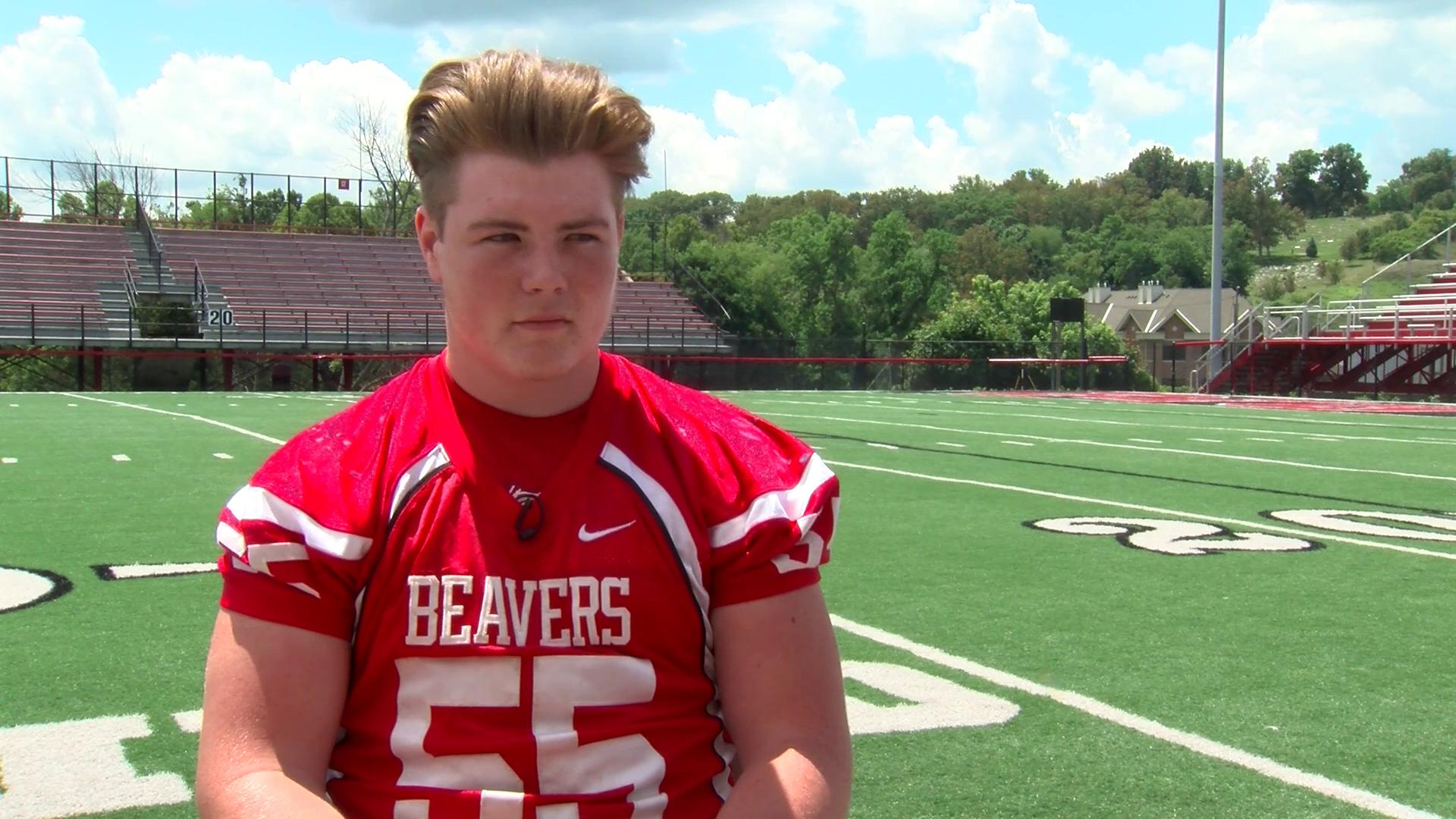 VIDEO 2016 Media Day:  Terry Adkins