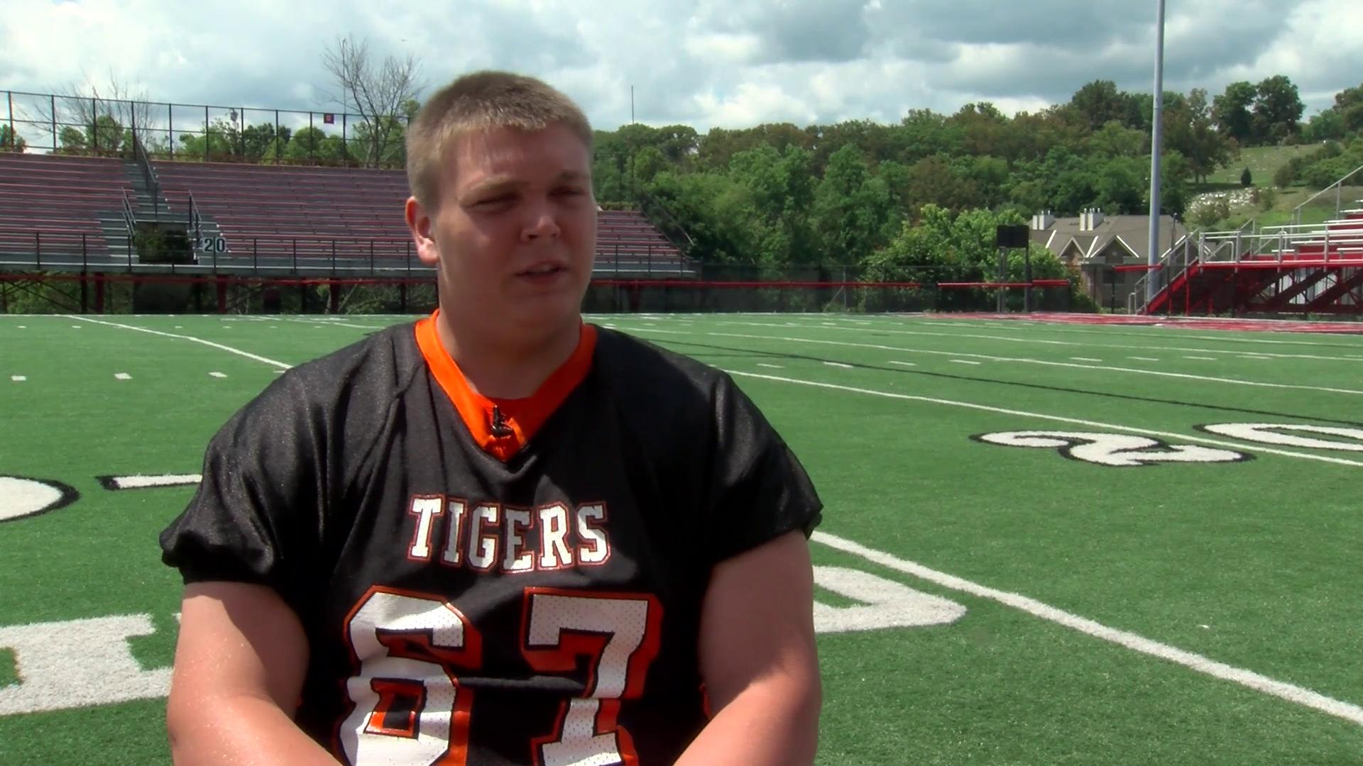 VIDEO 2016 Media Day: Skyler Delauder