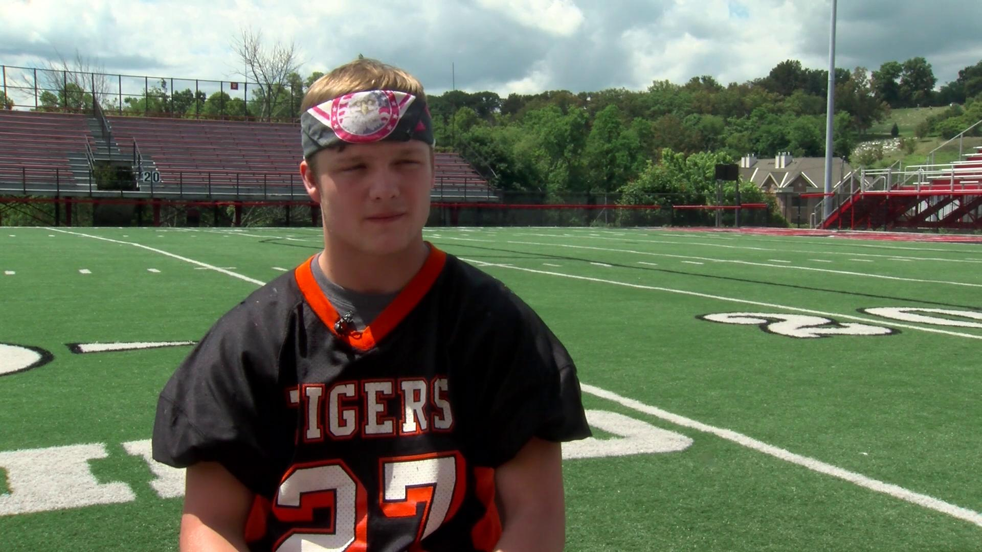 VIDEO 2016 Media Day:  Bradly Cline