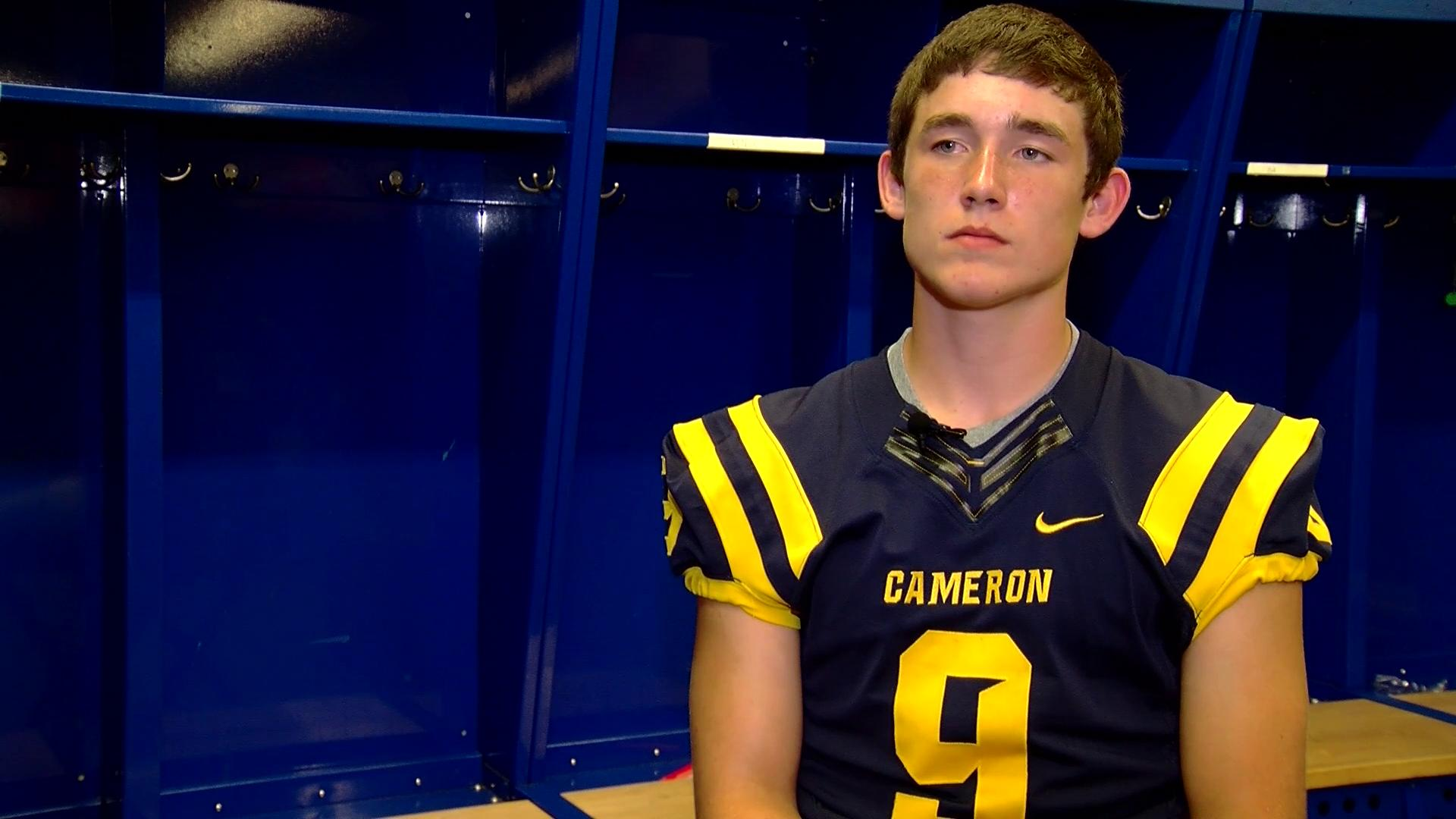 VIDEO 2016 Media Day: Colby Brown