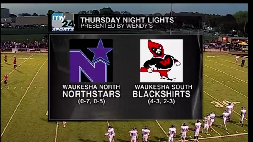 Complete Game Week 8 Waukesha North vs Waukesha South