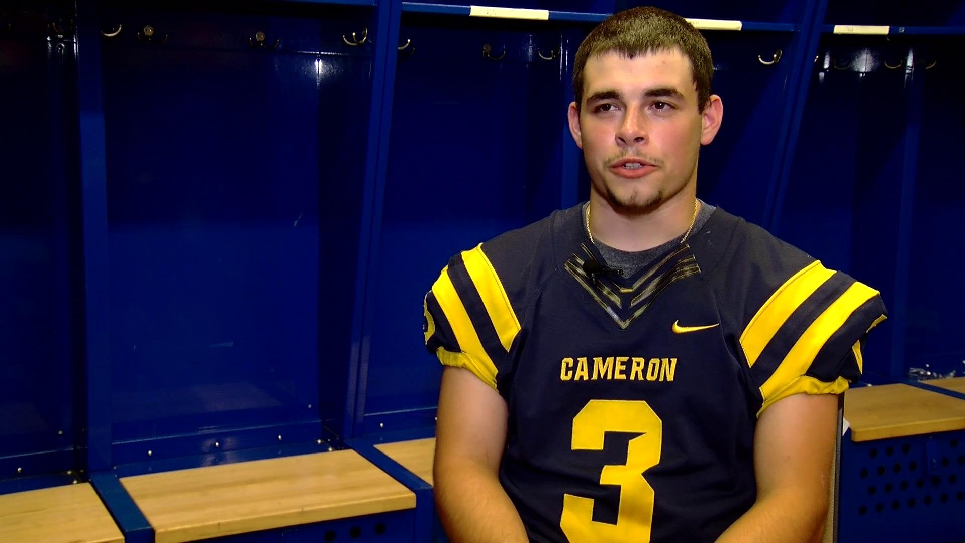 VIDEO 2016 Media Day: Andrew Simms