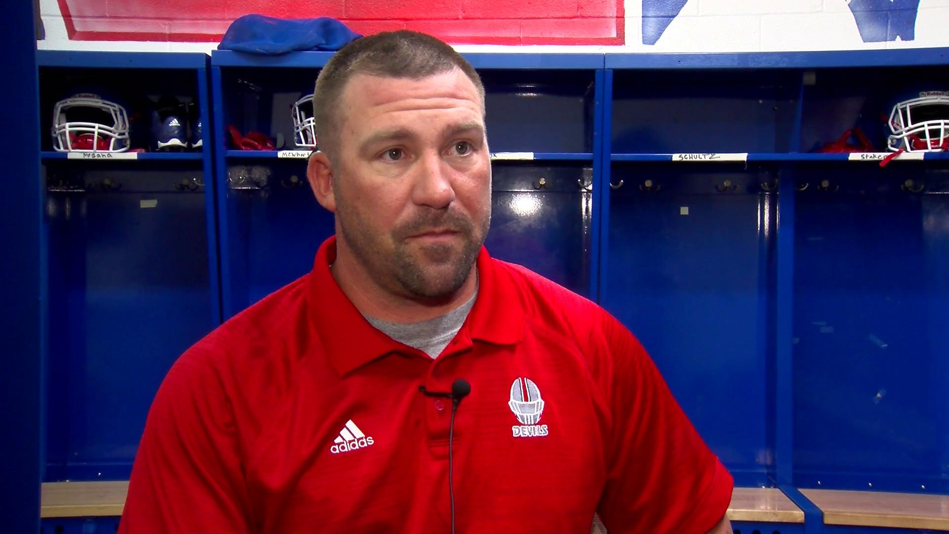 VIDEO 2016 Media Day: Head Coach Brett McLean