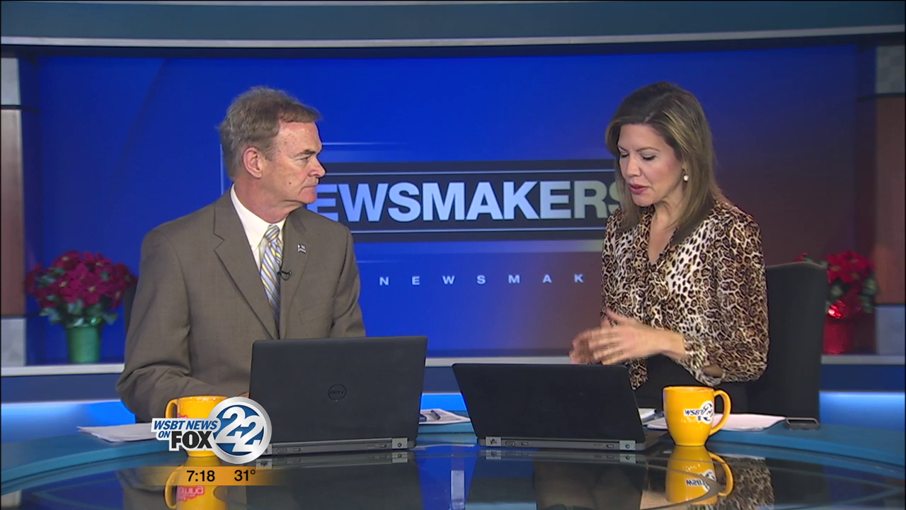 Newsmakers: Elkhart Mayor Tim Neese discusses officer-involved shooting and more