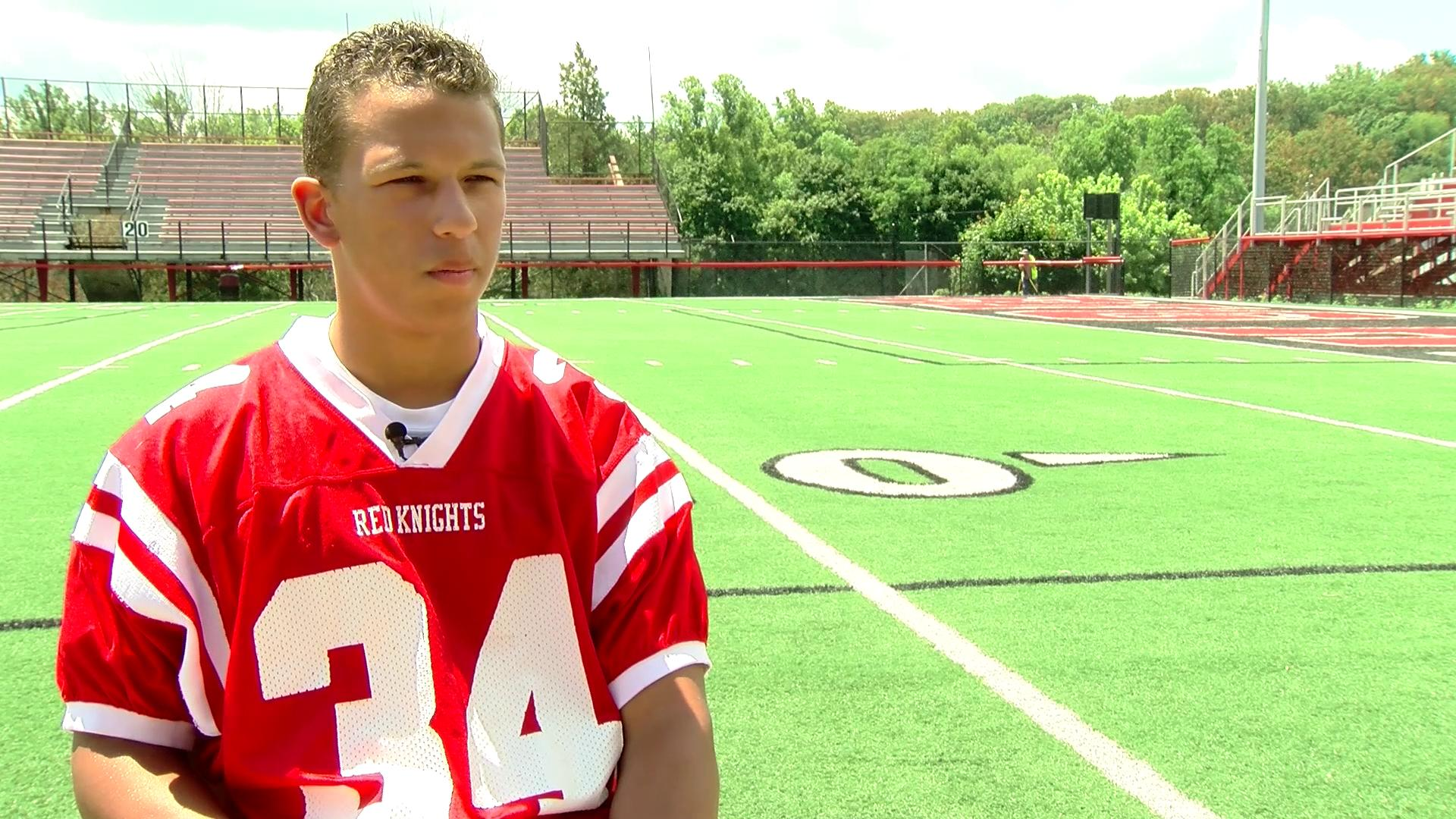 VIDEO 2016 Media Day: Max Tice