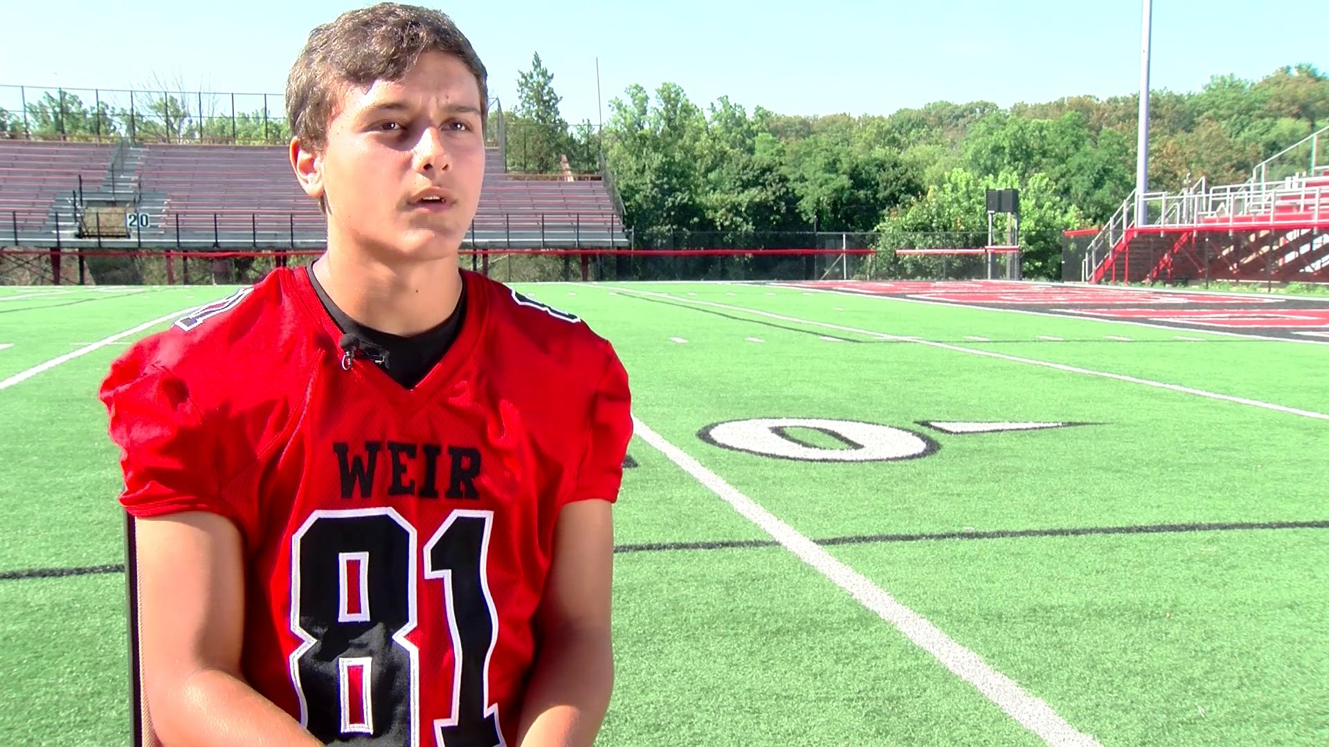 VIDEO 2016 Media Day:  Adam Cowden
