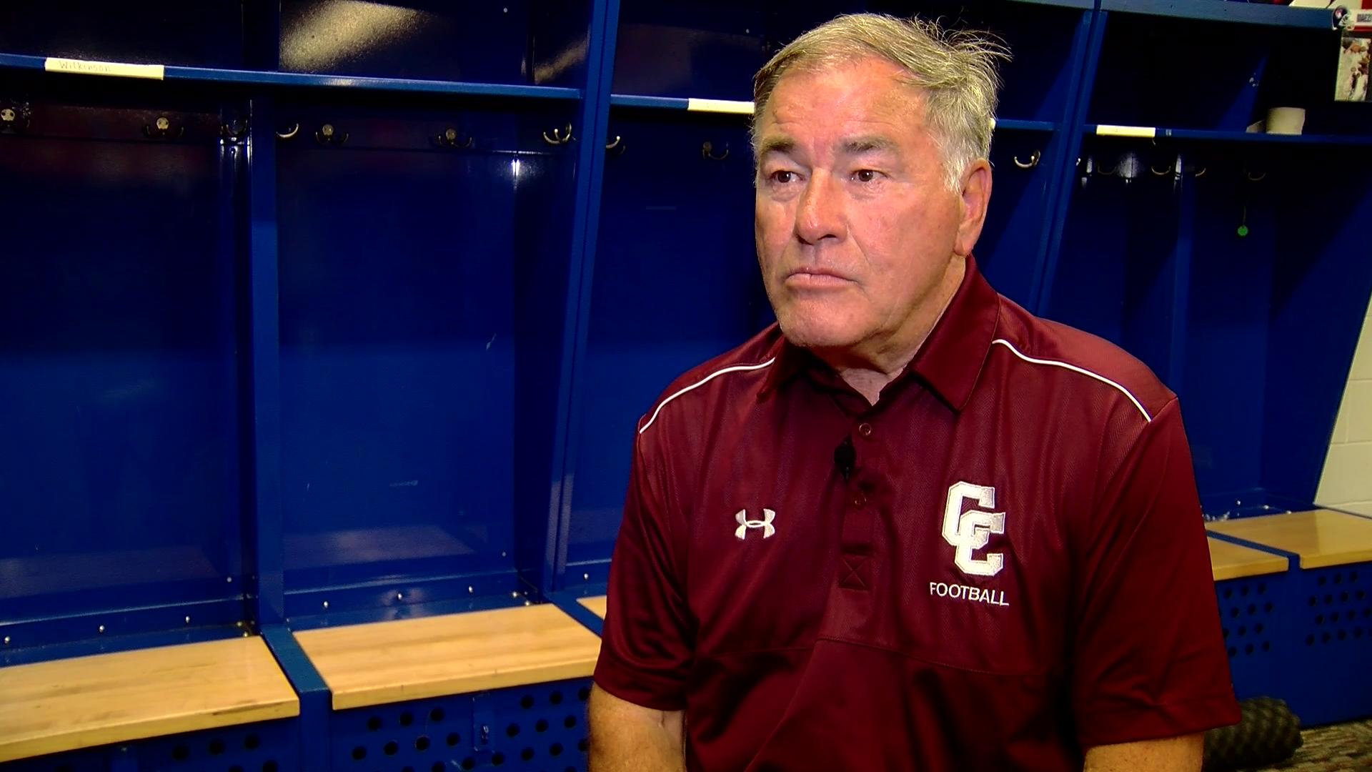 VIDEO 2016 Media Day:  Head Coach Mike Young