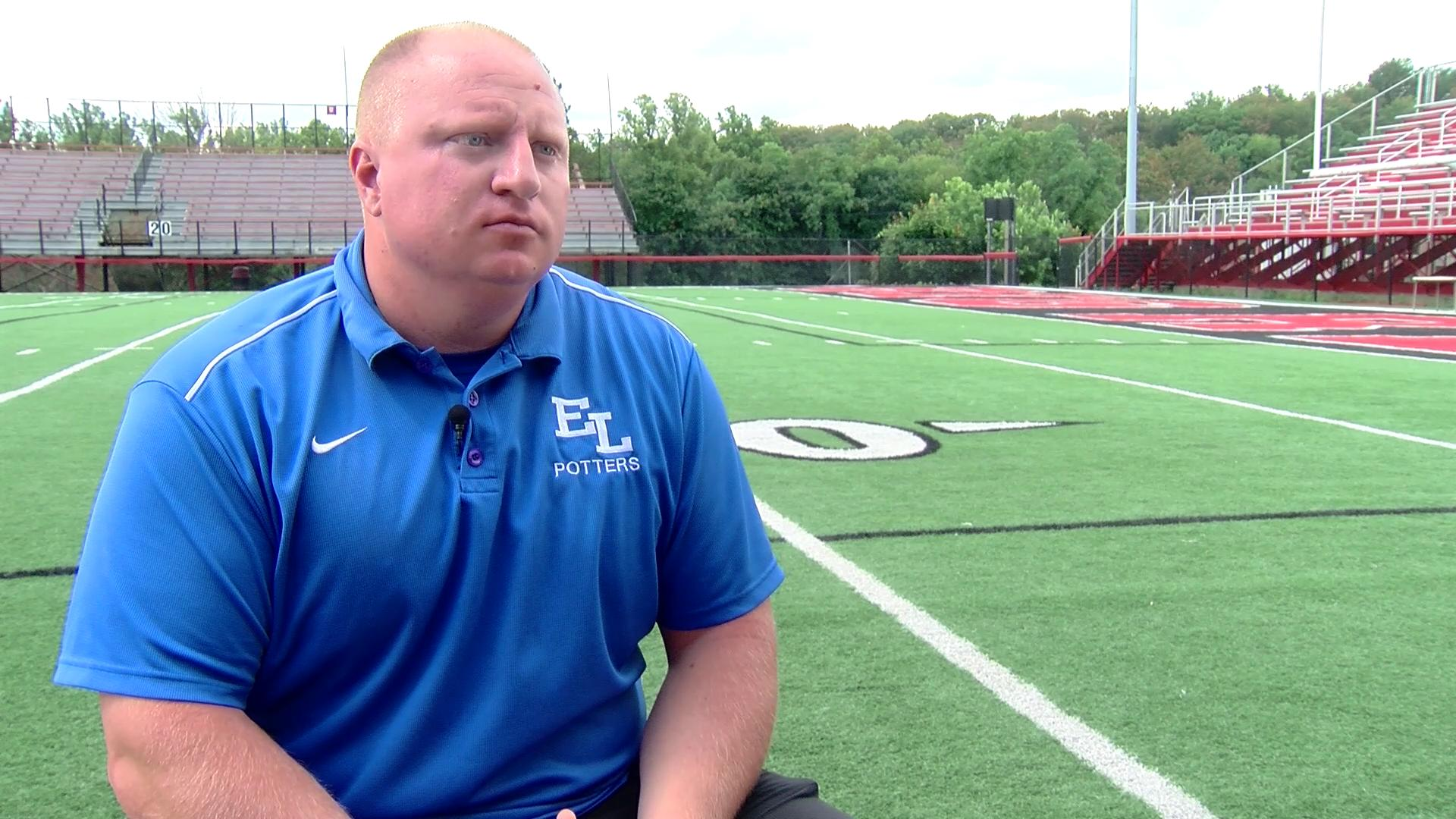 VIDEO 2016 Media Day:  Head Coach Josh Ludwig