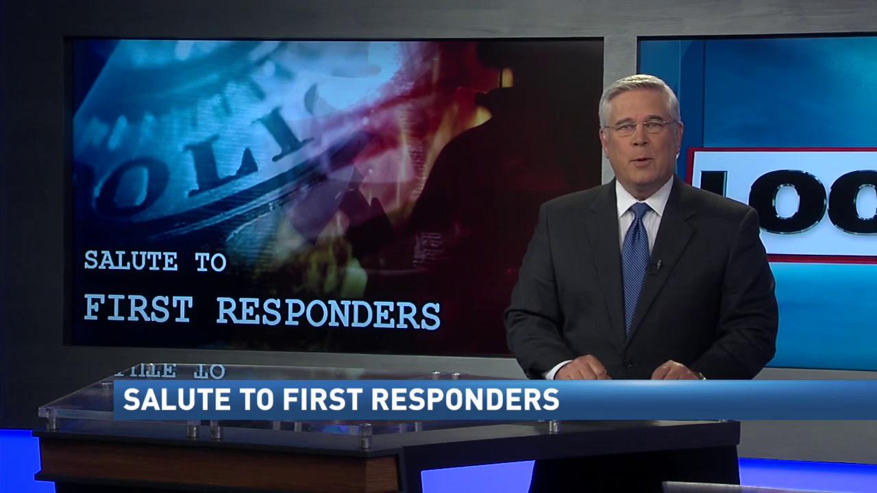 Salute to First Responders: Officer Jeffery Boddie