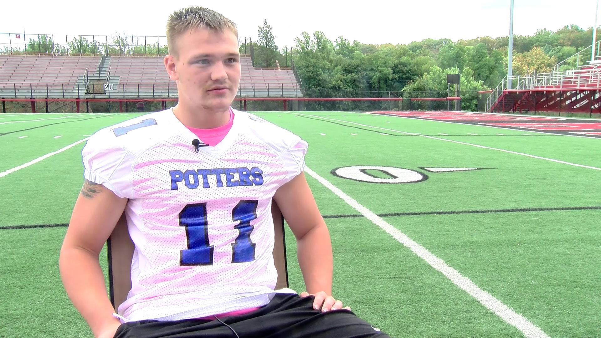 VIDEO 2016 Media Day:  Zach Gill