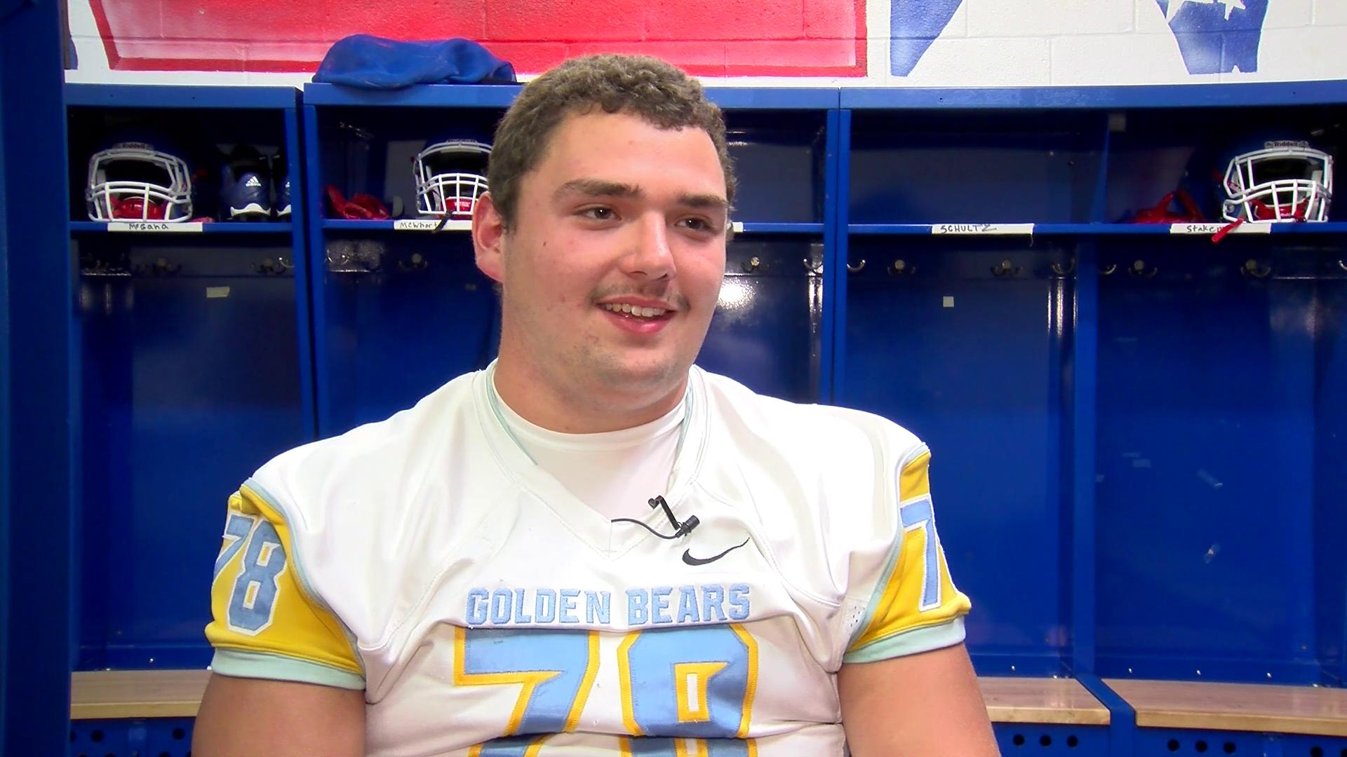 VIDEO 2016 Media Day:  Isaac Rosehac