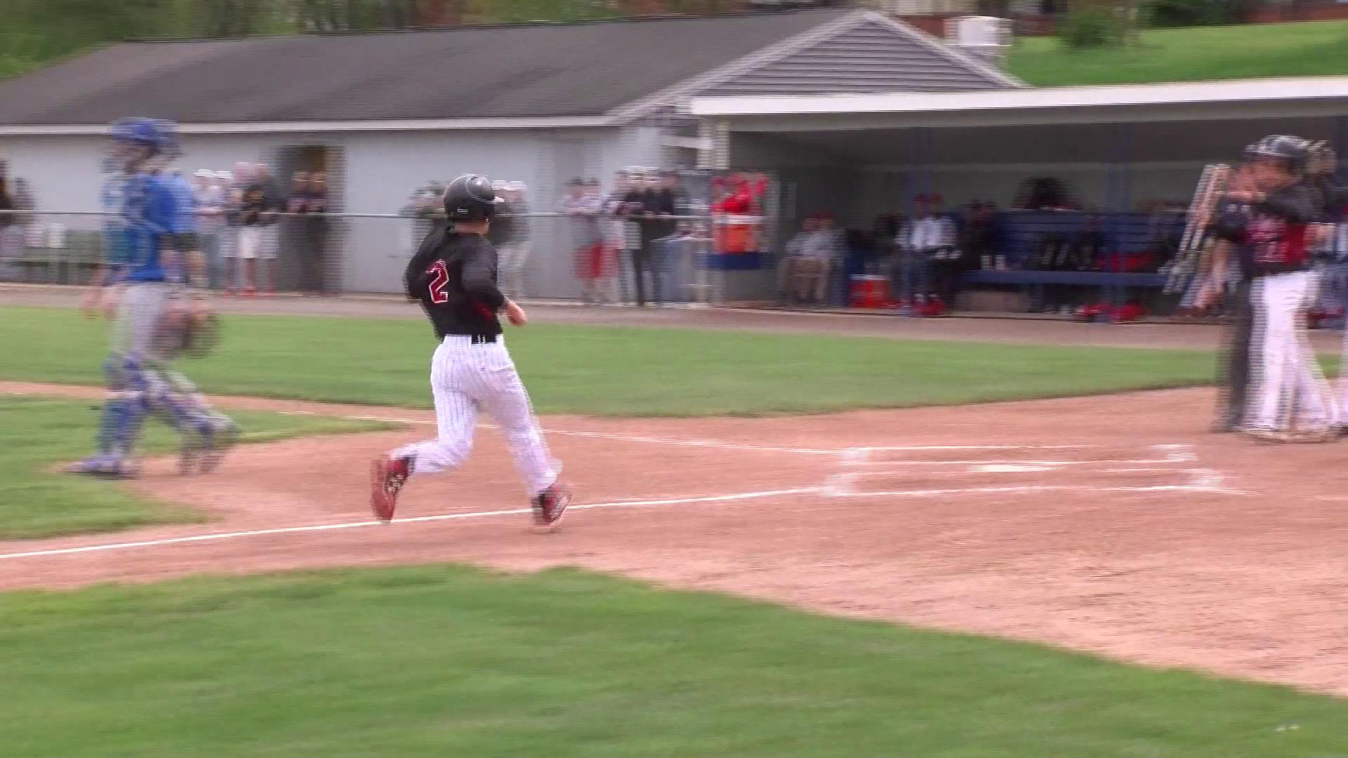 4.22.17 Video - Edison, Steubenville advance to OVAC 4A baseball final