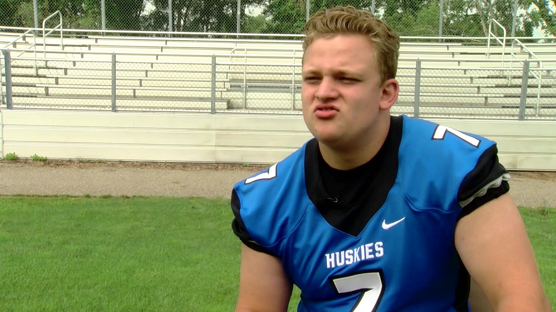 VIDEO 2016 Media Day: Grant Sproull
