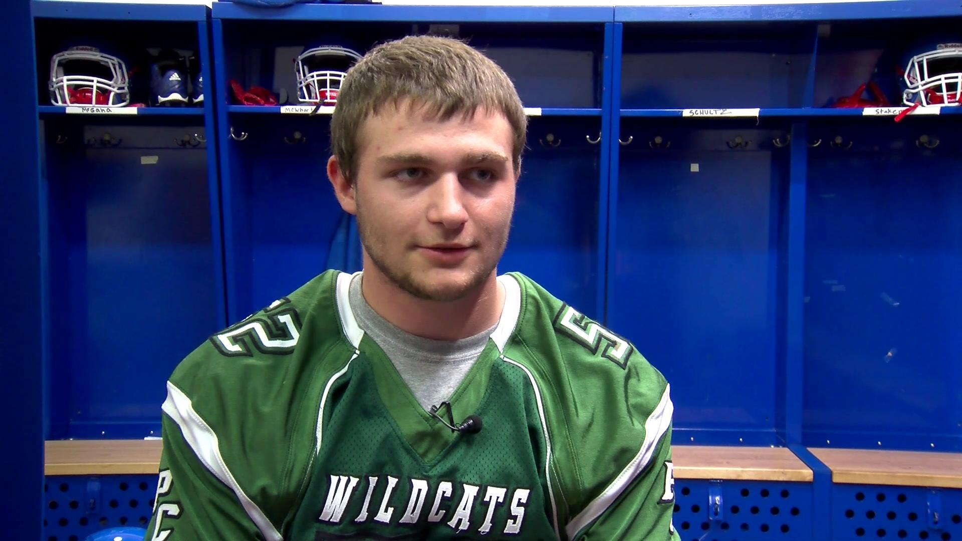 VIDEO 2016 Media Day: Daulton Schultheis