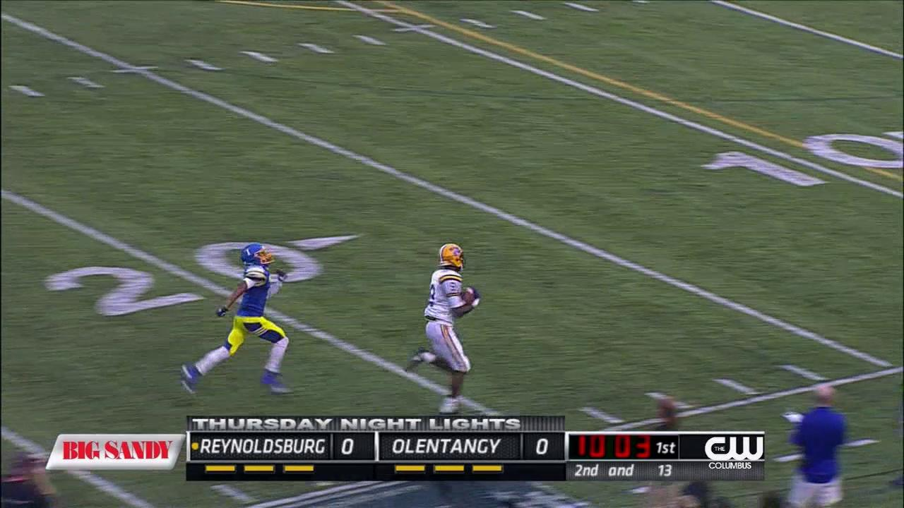Week 3 TNL Highlights - Olentangy stuns Reynoldsburg