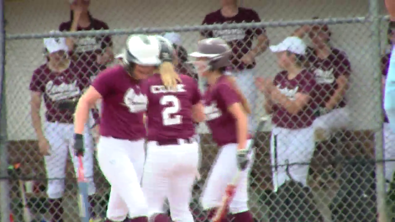 5.26.16 Video - Wheeling Central caps 33-0 season with state softball title win