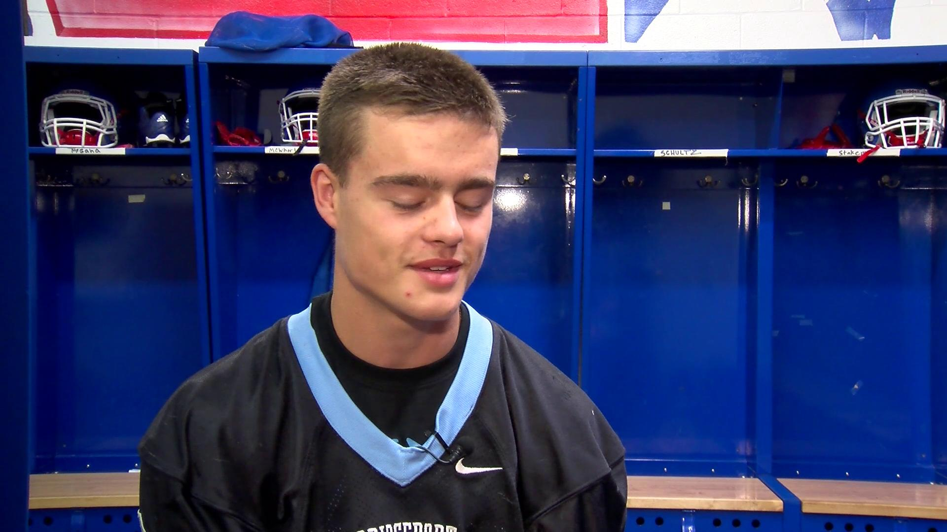 VIDEO 2016 Media Day:  Thomas Coyne