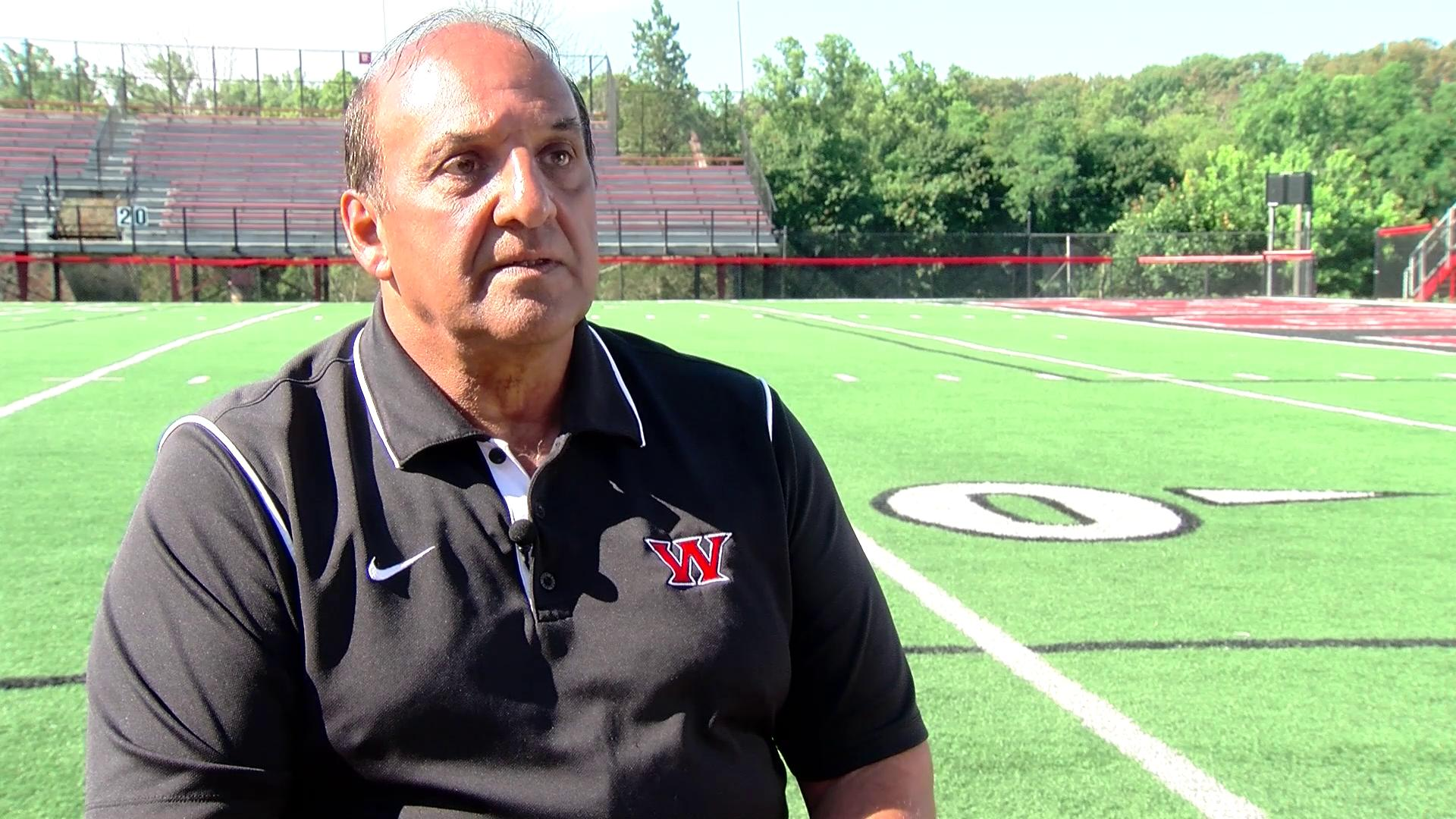 VIDEO 2016 Media Day:  Head Coach Tony Filberto