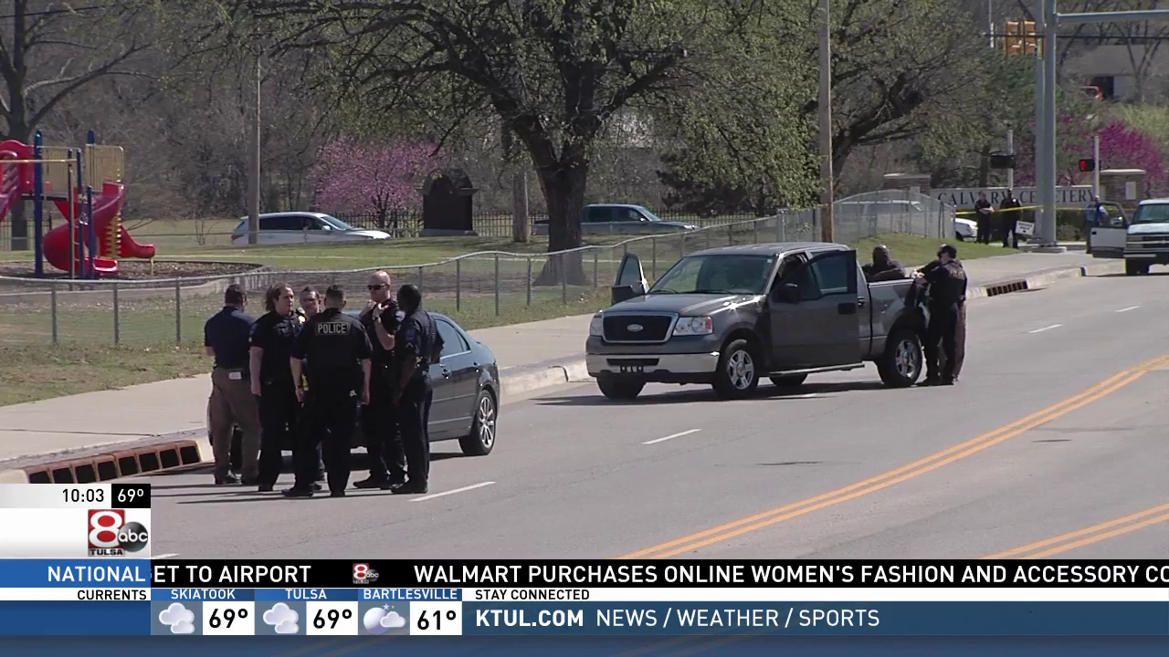 WATCH: Police release dashcam video of wanted woman being