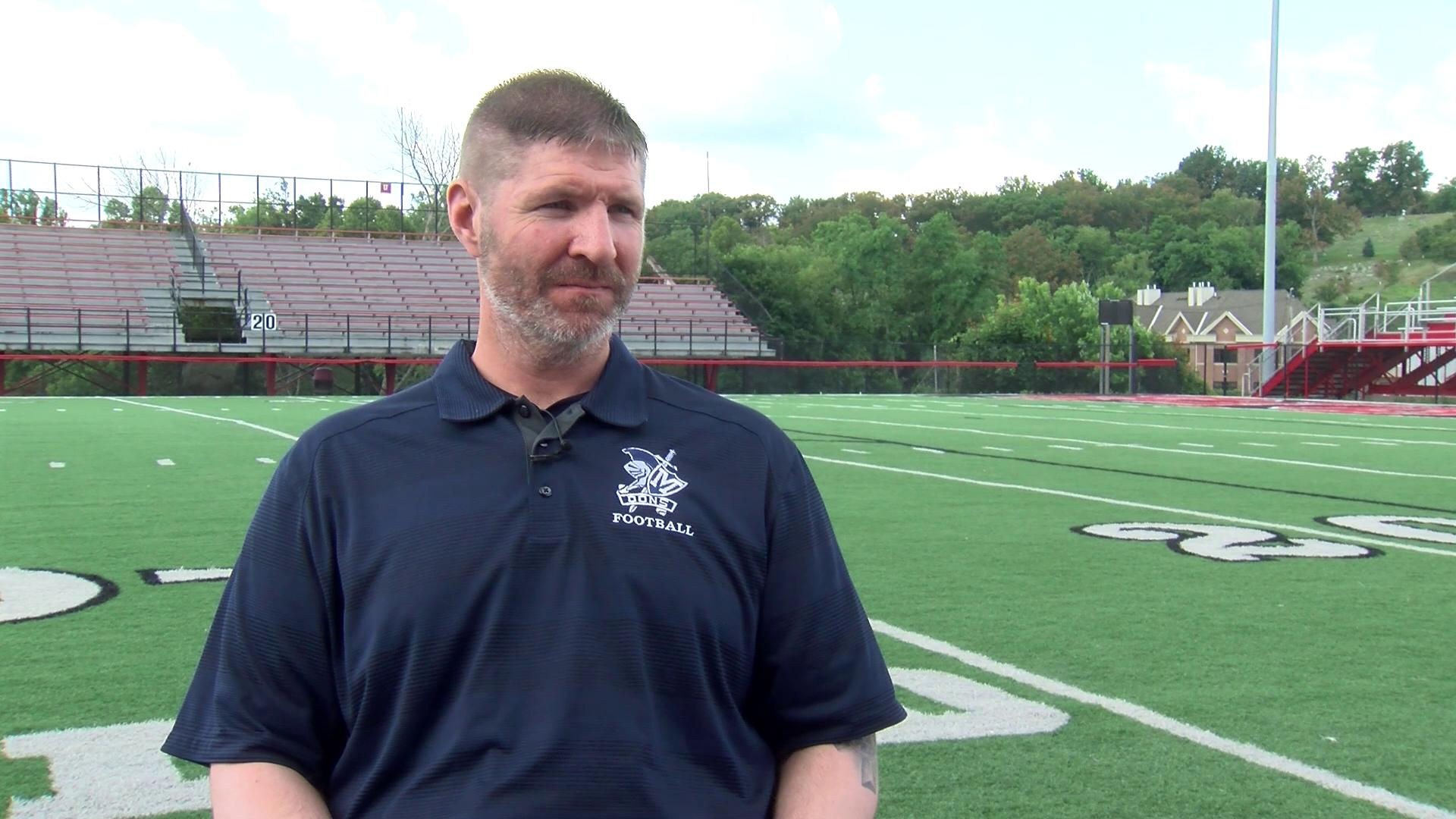 VIDEO 2016 Media Day:  Head Coach Darrin Hicks