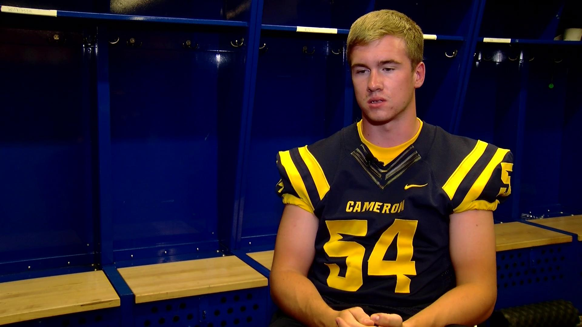 VIDEO 2016 Media Day: Austin Cain