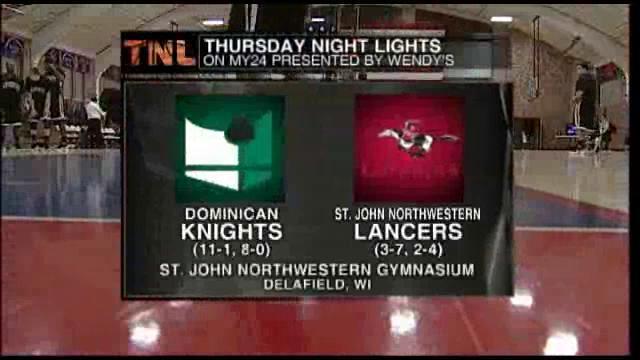 Week 4 Dominican vs St. John's Northwestern Military Academy