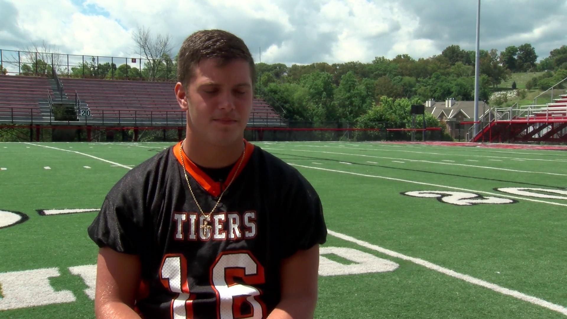 VIDEO 2016 Media Day:  Will Grodhaus