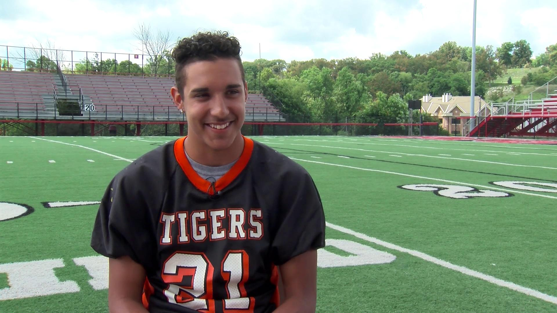 VIDEO 2016 Media Day:  Michael Shope