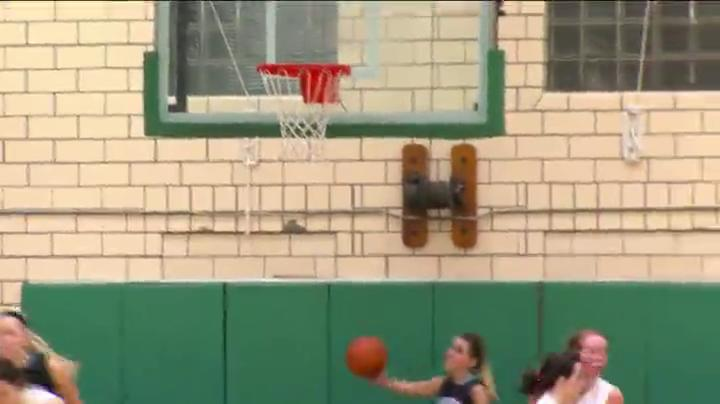 1.11.16 Video - Bridgeport vs St. John Central - Girls Basketball