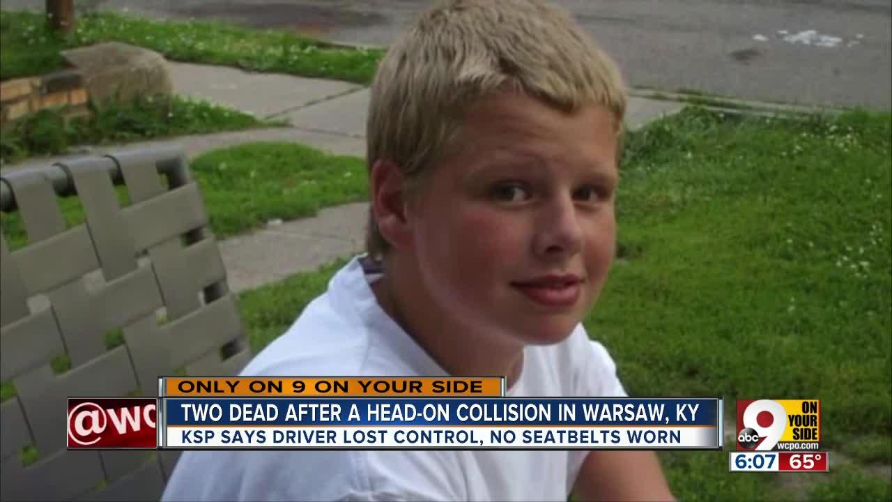 Cincinnati man, teen girl die in Northern Kentucky crash