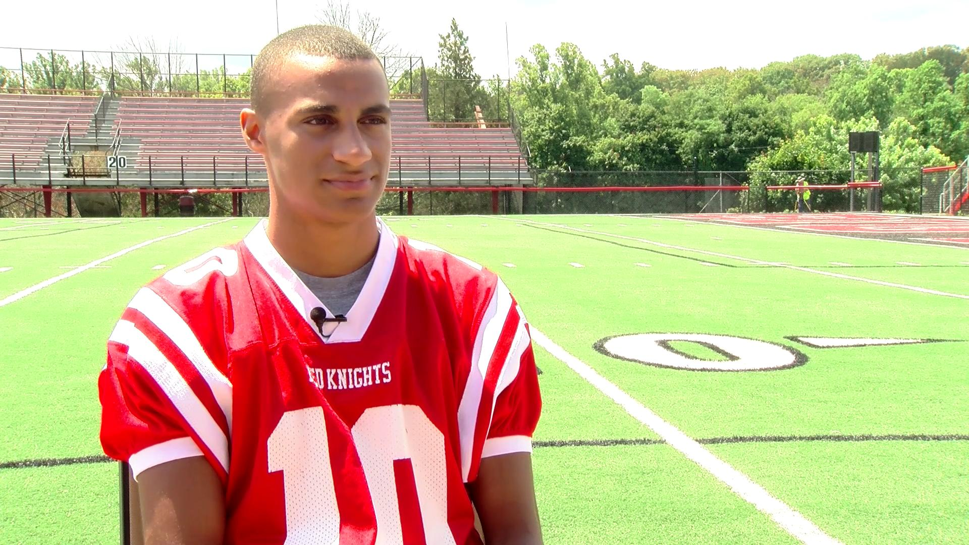 VIDEO 2016 Media Day:  Ty West