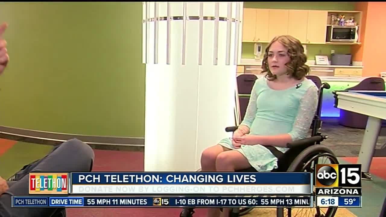 Superhero-themed telethon benefiting Phoenix Children's