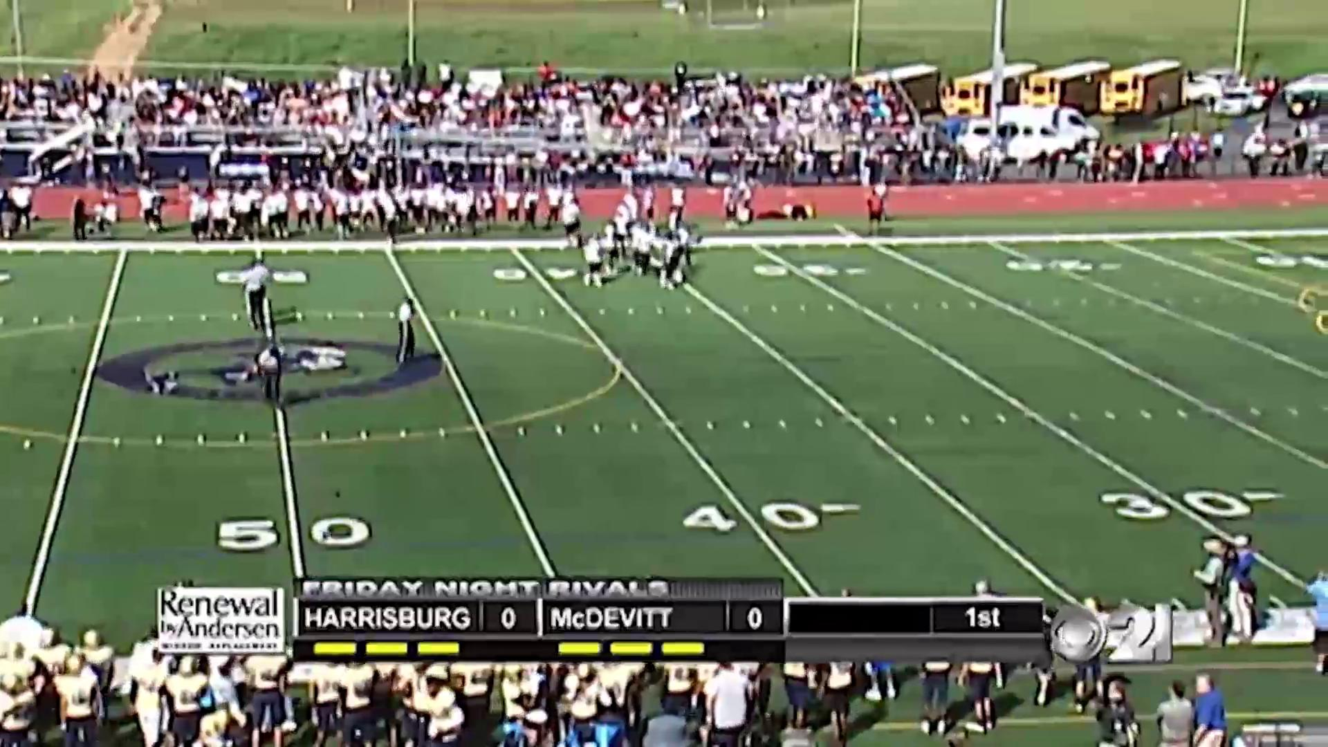 Week 1 FNR Game: Harrisburg at McDevitt