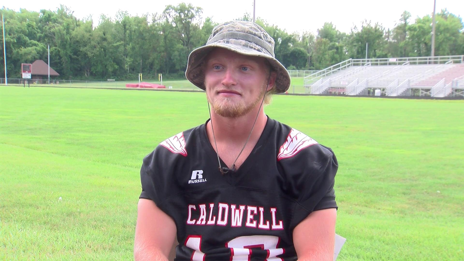 VIDEO 2016 Media Day:  Jason Allen