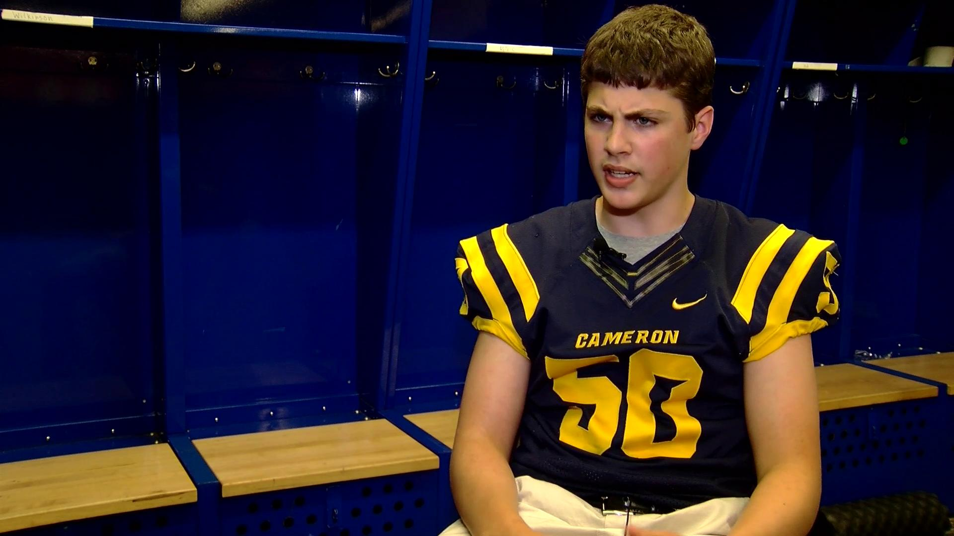 VIDEO 2016 Media Day: Lander James