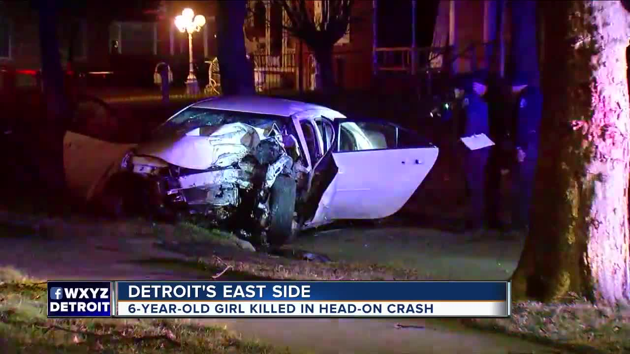 Mother possibly chased by other driver in Detroit crash that