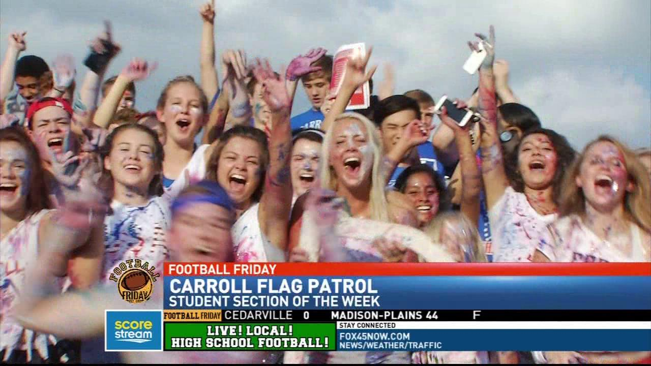 Week 1: Carroll Crazies