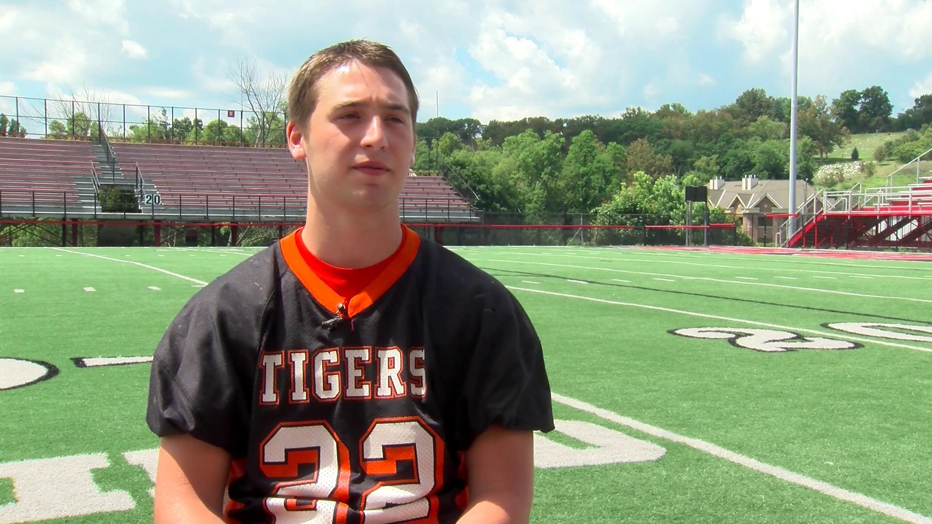 VIDEO 2016 Media Day:  Branzen Grodhaus
