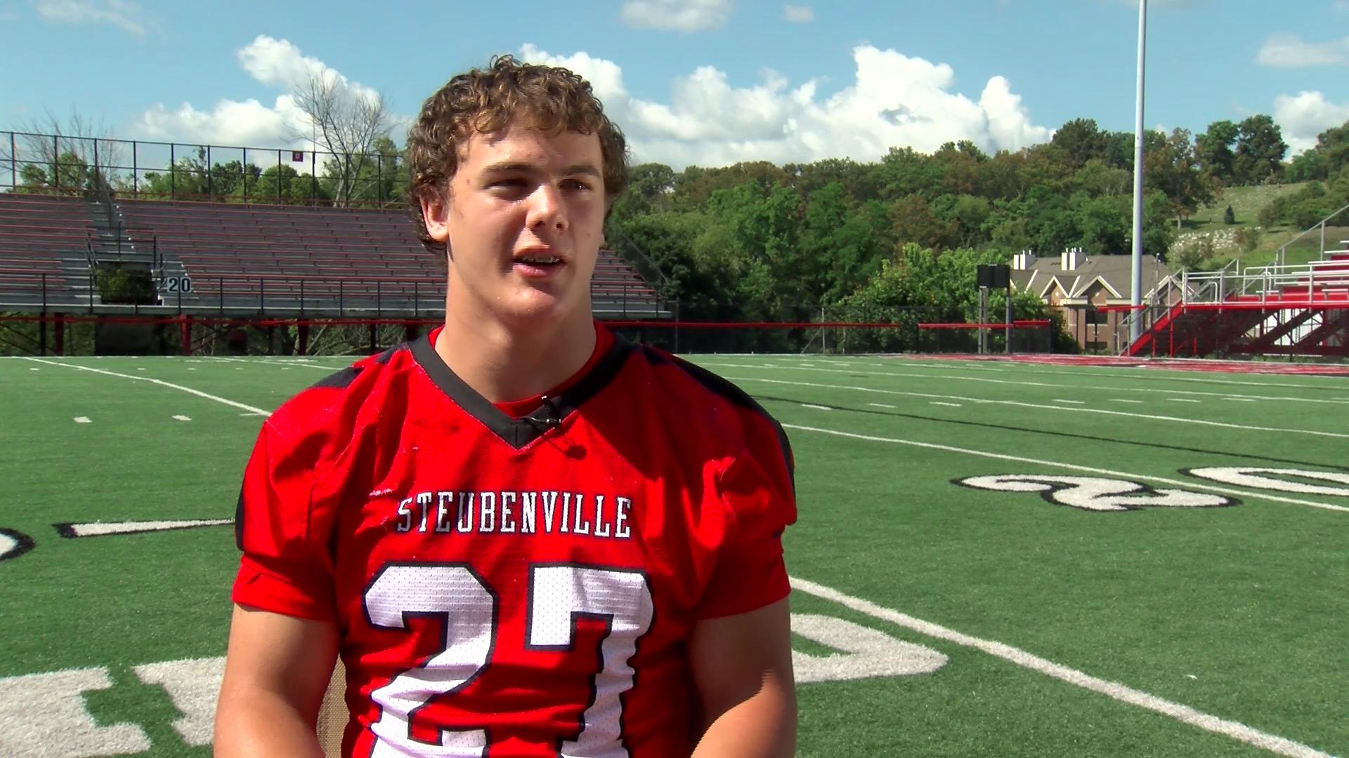 VIDEO 2016 Media Day:  Zane Zimish