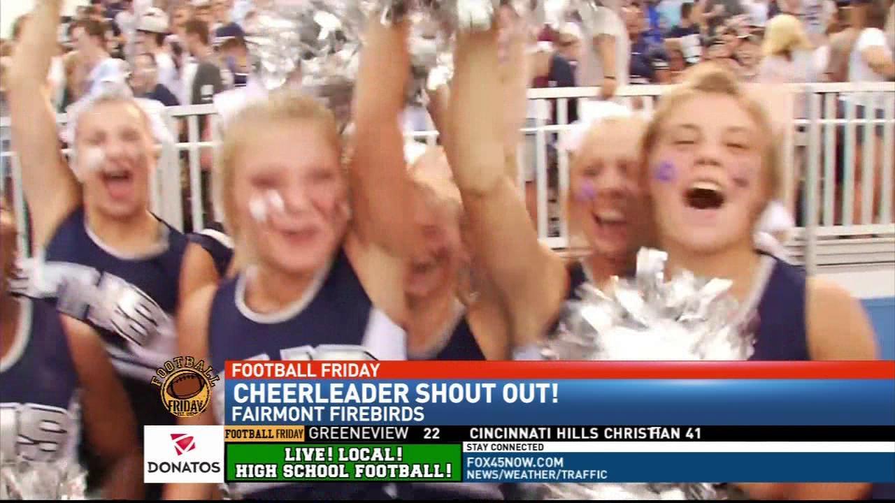 Fairmont Cheerleaders
