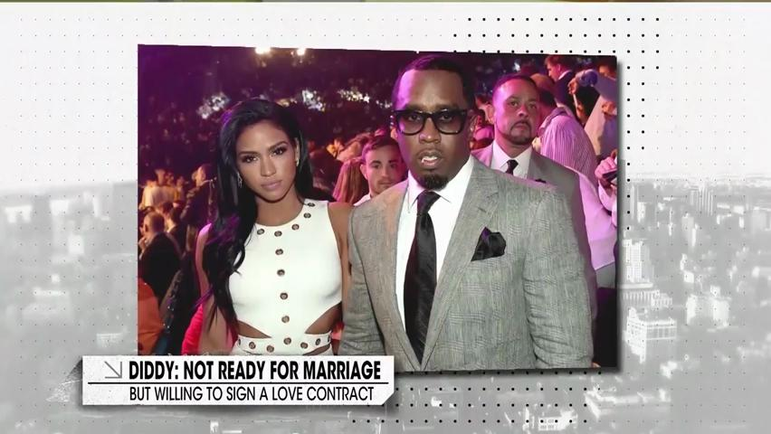 Diddy Not Ready For Marriage? - The