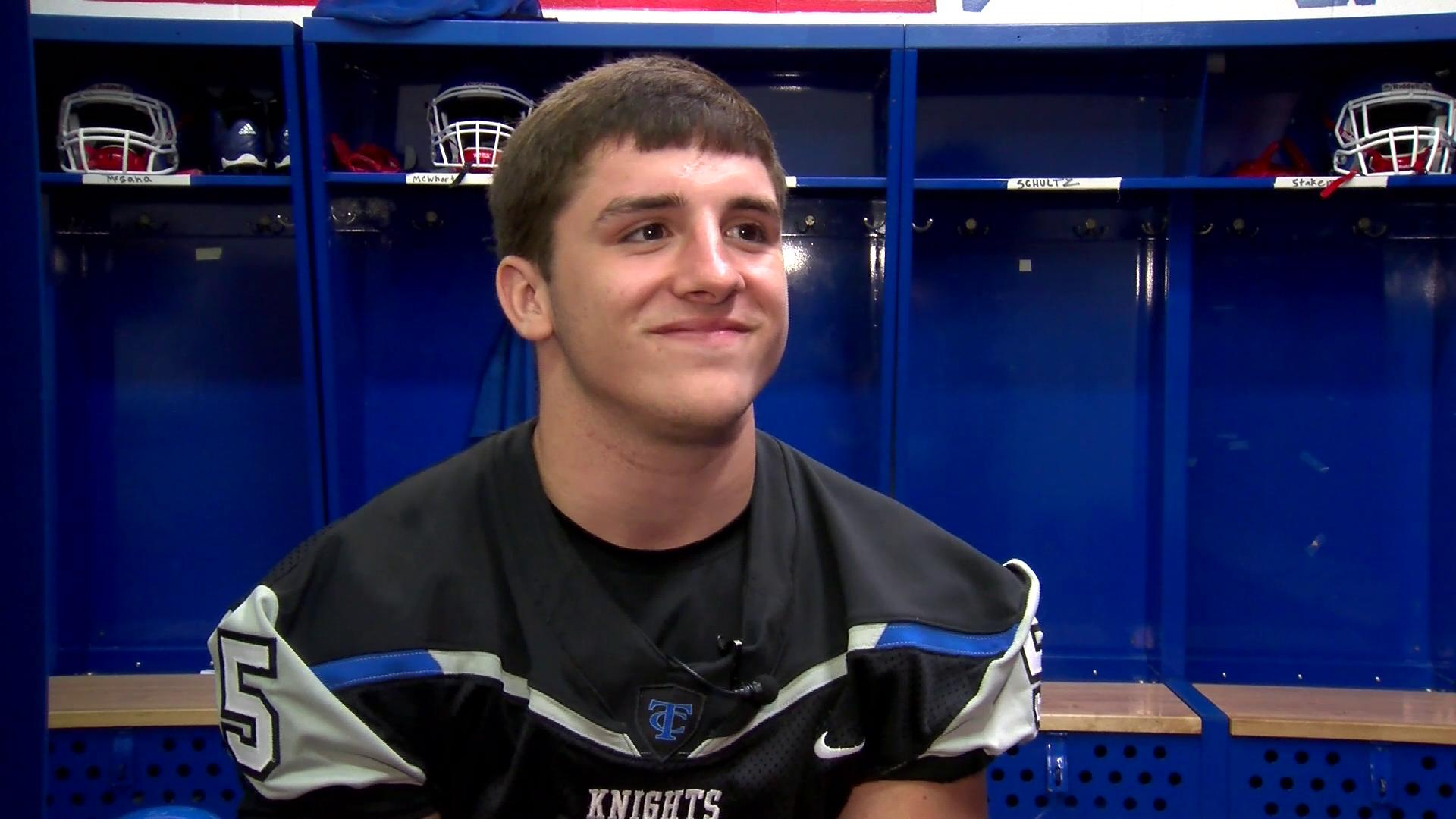VIDEO 2016 Media Day: Jace Reed