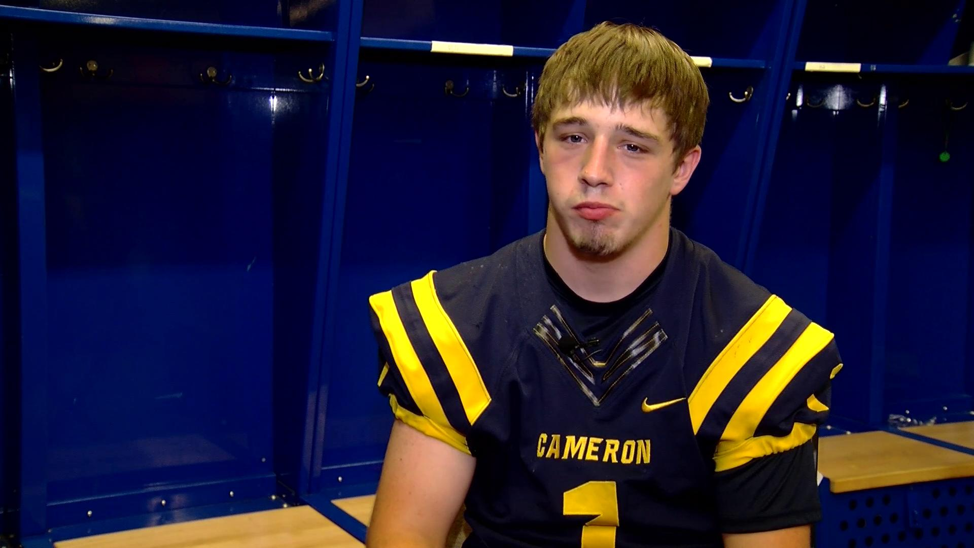 VIDEO 2016 Media Day: Michael Starcher