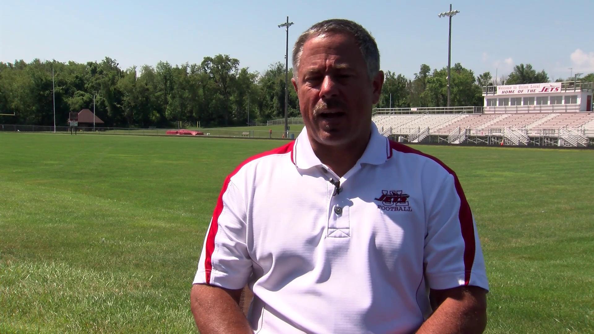 VIDEO 2016 Media Day: Head Coach Bruce Stiles