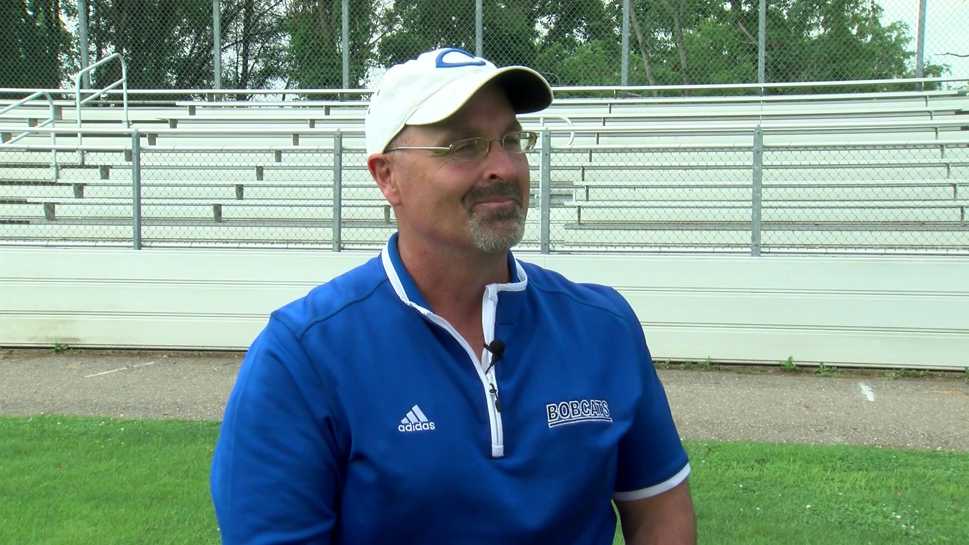 VIDEO 2016 Media Day:  Head Coach Kevin Gunn