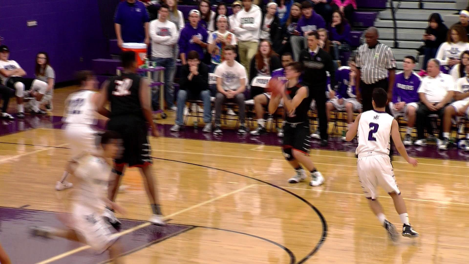 12.10.16 Video- Linsly vs. Martins Ferry- high school boys basketball